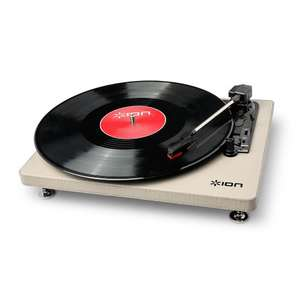 ION Compact LP Turntable £6.25 @ Wilko