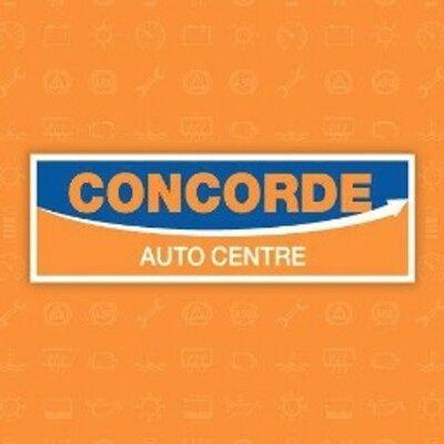 Concorde MOT Test £20 all year round