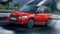 Skoda Yeti Outdoor SE 1.2 litre petrol - £85.01 a month - 2 year lease from Fleetprices.co.uk