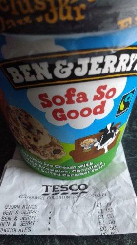 Ben & Jerry's - £1 @ Tesco instore