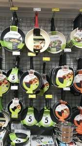 Various pots and pans reduced at ASDA - £12