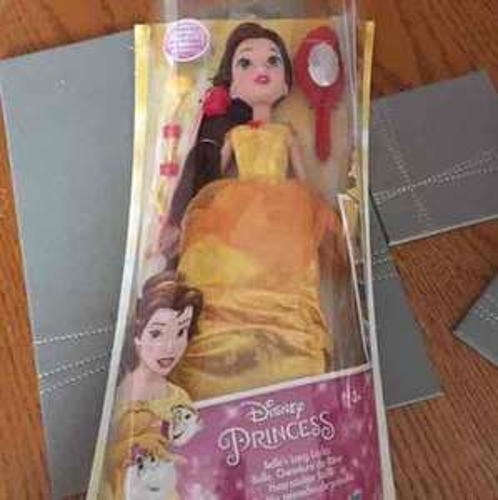 disney belle doll - £10 instore @ ASDA (Barnsley)