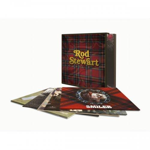 Rod Stewart - 5 Album Vinyl Boxset - £34.99 + £6.95 postage at thesoundofvinyl