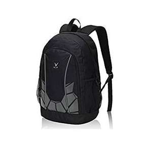 Veevan Boys Football Pattern Water-resistant School Backpack with Security Reflect Stripe £15.19 Sold by VEEVAN and Fulfilled by Amazon (lightning deal)