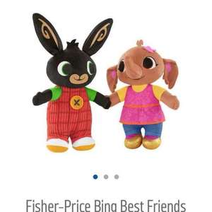 Bing & Sula toys - £25 instore @ Boots
