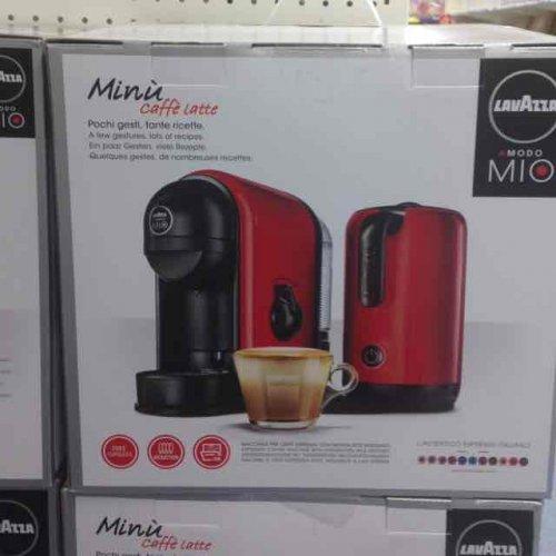 Lavazza Minu caffe latte reduced - £39.99 @ B&M