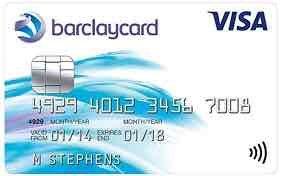 Barclaycard 42 month 0% balance transfer card