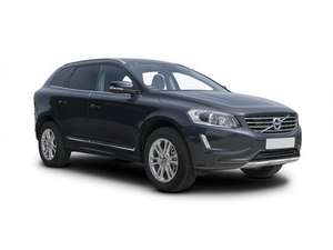 VOLVO XC60 D4 [190] SE NAV 5DR [LEATHER] 4X4 LEASE £784 dep + 35 months at £261 -