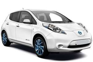 Unbelievable contract hire deals available on Nissan Leaf Via What Car Magazine