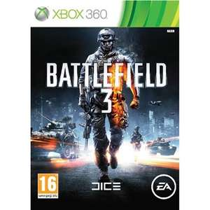 Used Battlefield 3 and Bad Company 2 Xbox | Now Backwards Compatible £1.50 at CEX