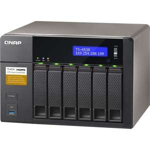 QNAP TS-653A-4G Network Attached Storage £361.96 @ Amazon Germany