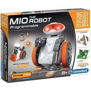 The Mio Robot (programmable) £19.99 in home bargains colchester