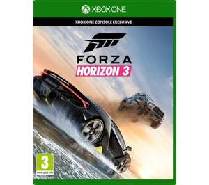 Forza Horizon 3 XBOX One £24.99 Delivered @ Currys