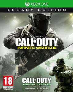 Call of Duty Legacy Edition including COD4 remaster! Xbox One - Now £39.85 @ SimplyGames