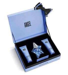 Mugler Angel 25ml Gift Set at Boots Online £35