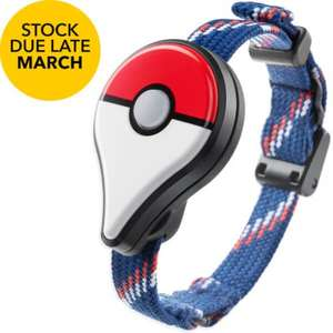Pokémon Go Plus stock due in march can Preorder £34.99 @ Nintendo Store