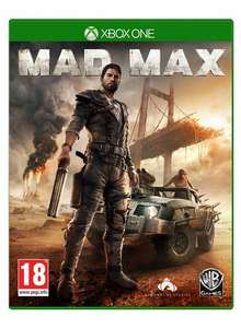 Mad Max (Xbox One) £11.39  (Prime) / £13.38 (non Prime) at Amazon