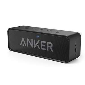 Anker SoundCore 6W Dual-Driver Portable Bluetooth Stereo Speaker in Black £23.79 Sold by AnkerDirect and Fulfilled by Amazon