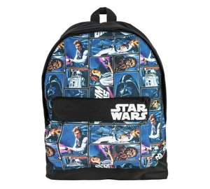 Star Wars Retro Backpack now £5.99 C+C @ Argos (+ more in OP & comments)