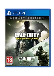 Call of Duty: Infinite Warfare Legacy Edition (PS4) £38.49 @ Base.com