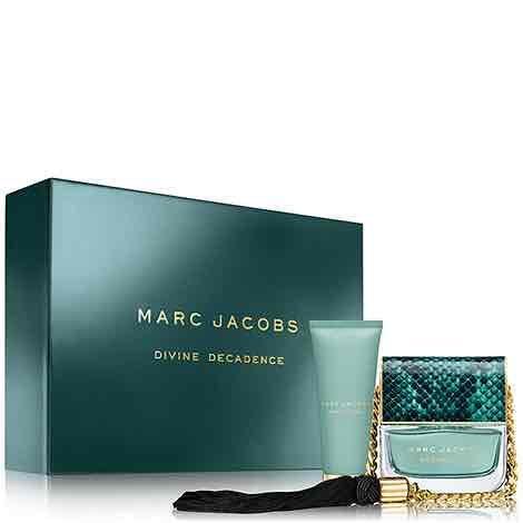 Marc Jacobs 'Divine Decadence' eau de parfum 50ml gift set now 50% off. Was £75.00 Then £50.00. Now £37.50 @ Debenhams