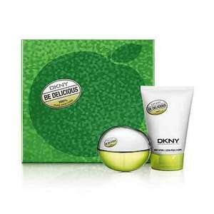 DKNY 'Be Delicious' eau de parfum 50ml gift set now 50% off. Was £50.00 Then £33.33. Now £25.00 @ Debenhams