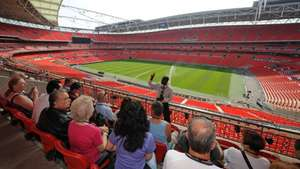 Wembley Stadium Tour for 2 for £17 @ Virgin Experience Days