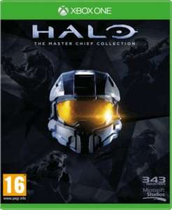 [Xbox One] Halo: The Master Chief Collection - £7.99 DELIVERED - Game