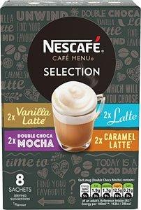 Nescafe cafe menu Selection - £1 @ Poundland (instore)
