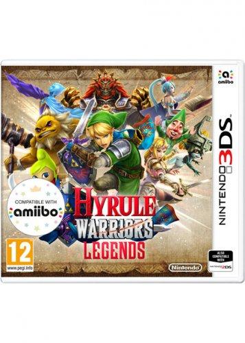 [3DS] LBX Little Battlers Experience - £6.99 / Hyrule Warriors Legends - £14.89 / Project X Zone 2 - £17.89 @ Base
