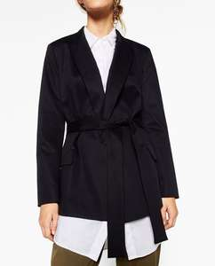 Zara sales 60% blazer was £79.99 now £19.99