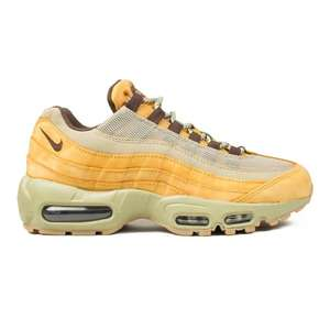 SIZE 8 STILL IN STOCK @consortium Nike Air max 95 premium bronze £89.99 normally £115 eveyhwere are that price cheapest palce at moment size 8 and 9