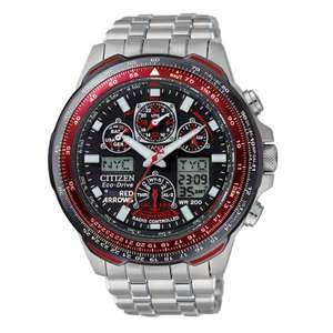 Citizen Eco-Drive Red Arrows Skyhawk A.T Titanium @ beaverbrooks for £399.20