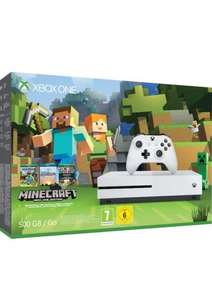 Xbox One S 500GB with Minecraft Favourites £194.99 @ Simply Games