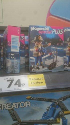 Playmobil Special Plus @ Tesco for 74p