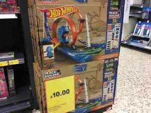 HOT-WHEELS Track Builder System £10 @ Tesco Superstore Bournemouth