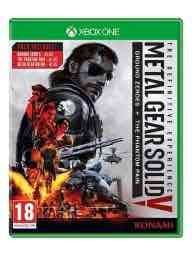 Metal Gear Solid V: The Definitive Experience (Xbox One) £14.99 preowned @ Grainger games