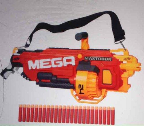 nerf n strike mega Mastodo £22.50 Instore @ Tesco