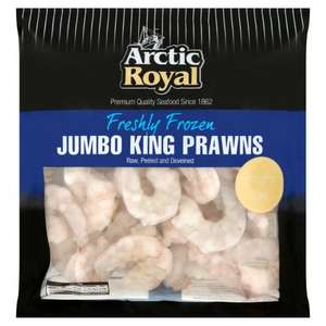 Arctic Royal Freshly Frozen Jumbo King Prawns, 700gr, £8 @ Iceland
