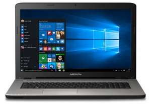 "MEDION® AKOYA® E7421 17.3"" Laptop £519.00 @ Medion Shop"