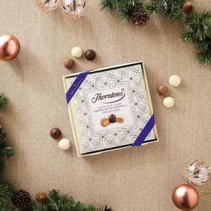 thorntons chocolates £2 from £7 or 3 for 5. Free delivery £20 @ Thorntons