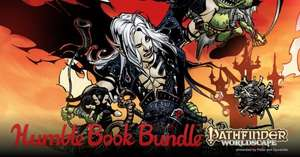 Pathfinder Worldscape Bundle (RPG books and comics) from 82p ($1) @ Humble Bundle
