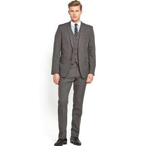 38R - Grey men Taylor & Reece suit jacket £9.94 bargaincrazy