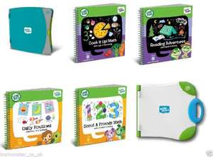 Leapfrog Leapstart books £6.99 delivered ebay / toymonster_co_uk