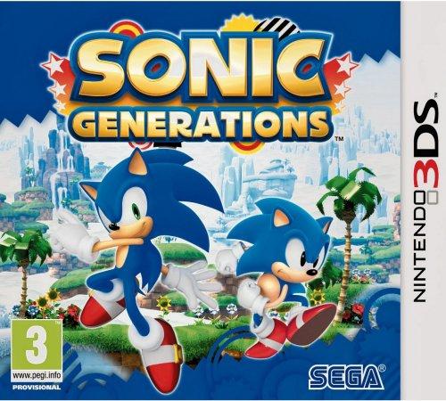 Sonic Generations (3DS) - £13.99 @ Argos (C&C / Fast-Track)