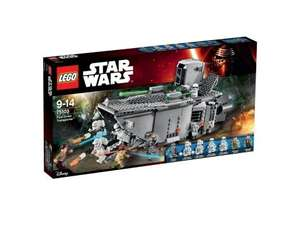 LEGO Star Wars First Order Transporter (75103) £53.29 @ Toys R Us