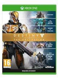 Destiny the collection (Xbox one) £28.99 at 365games.co.uk