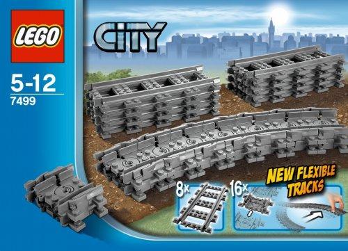 Lego 7499 Flexi Track @ Tesco CC, £12.34