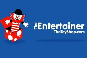 Entertainer in Basingstoke town centre closing for a refit. 25% off everything