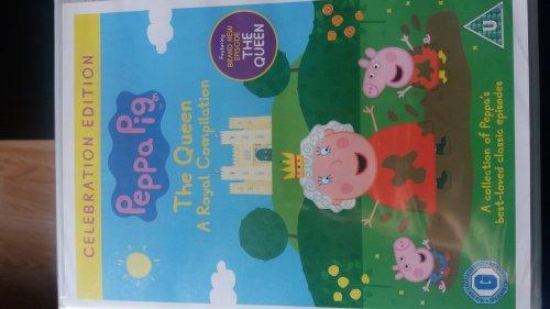 Peppa pig dvd - £1 @ Poundland